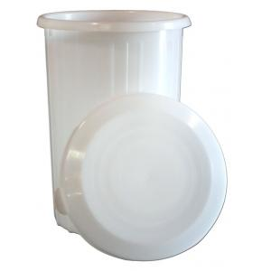 Fermenting Bucket - 10 Gallon Plastic with Lid