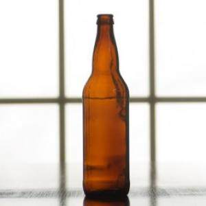 Beer Bottles - 22 oz Amber Bottles