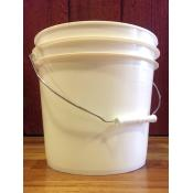 Fermenting Bucket - 2 Gallon Plastic