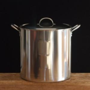 Brew Kettle - 7.5 Gallon (30 Qt) Stainless