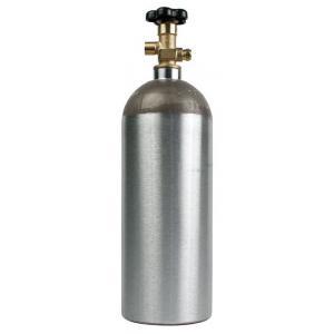 CO2 Cylinder - 5 lb Aluminium Tank