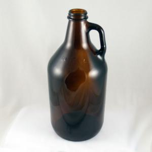 Beer Bottles - 64 oz Amber Growler