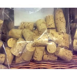 Wine Corks - #8 Corks, Tapered, Bag of 25