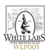White Labs WLP005 British Ale Yeast