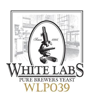 White Labs WLP039 East Midlands Ale Yeast