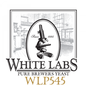 White Labs WLP545 Belgian Strong Ale Yeast