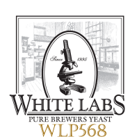 White Labs WLP568 Belgian Saison Ale Yeast Blend