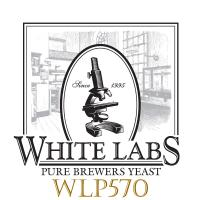 White Labs WLP570 Belgian Golden Ale Yeast