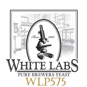 White Labs WLP575 Belgian Ale Yeast Blend