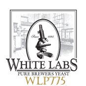 White Labs WLP775 English Cider Yeast