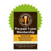 AHA Prepaid 1 Year Membership
