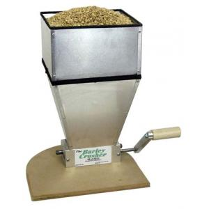 Grain Mill - Barley Crusher w/ 15 lb Hopper