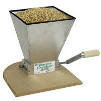 Grain Mill - Barley Crusher w/ 7 lb Hopper