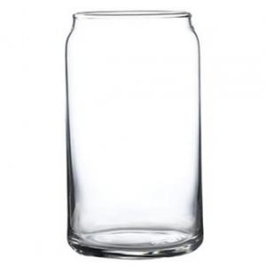 Beer Glass - Libbey 16 oz. Beer Can Glass