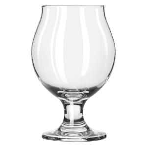 Beer Glass - Libbey 16 oz. Belgian Beer Glass