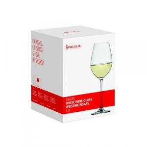 Wine Glasses - Spiegelau Salute 16.4 oz White Wine Glass, Set of 4