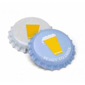 Beer Bottle Caps - Cold Activated