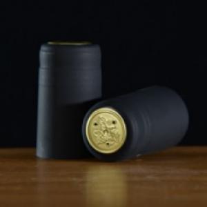 Shrink Capsules - Black