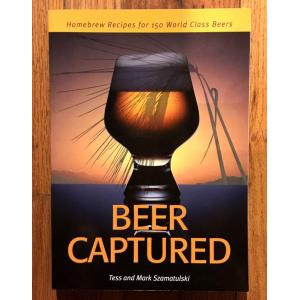 Beer Captured Book