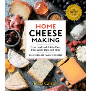 Home Cheesemaking Book(Carroll) - 4th Edition