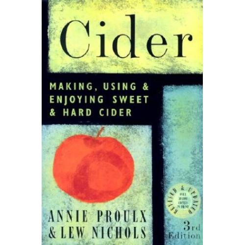 the everything hard cider book all you need to know about making hard cider at home