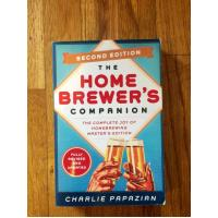 Home Brewers Companion Book