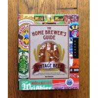 Homebrewers Guide to Vintage Beer Book