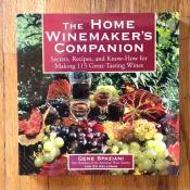 Home Winemakers Companion Book
