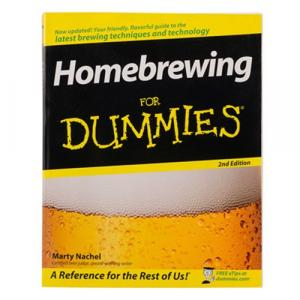 Homebrewing for Dummies Book