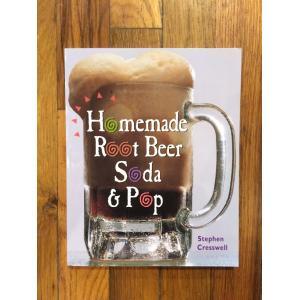 Homemade Root Beer, Soda & Pop Book