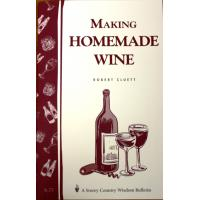 Making Homemade Wine Book