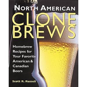 North American Clone Brews Book