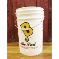 "Bottling Bucket - 6.5 Gallon Plastic Bucket with 1"" Hole"