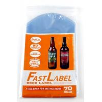 FastLabel 12oz Beer Bottle Labels