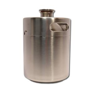 Beer Bottles - 64 oz Stainless Steel Mini Keg Growler