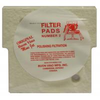 Buon Vino Filter Mini Pad #2 Polish Micron 1.8 (3/PKG)