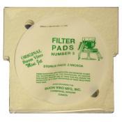 Buon Vino Filter Mini Pad #3 Super Sterile Micron 0.5 (3/PKG)