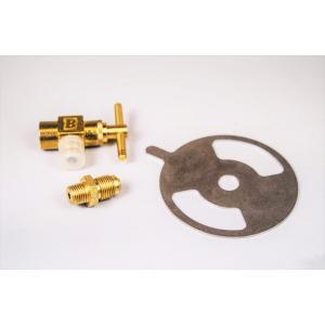 HellFire Floor Burner Natural Gas Conversion Kit