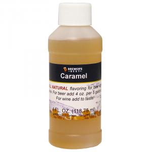 Caramel Natural Flavoring Extract