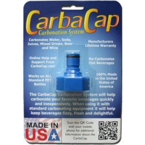 CarbaCap Carbonation Cap System