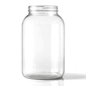 Carboy - One Gallon Wide Mouth Jug