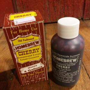 Cherry Soda Pop Extract