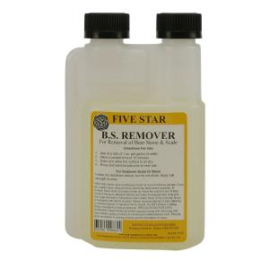Five Star Beer Stone Remover 8 oz.