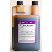 Five Star IO-Star Iodophor Sanitizer - 16 oz