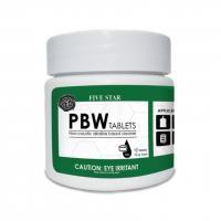 Five Star PBW Tablets - 10 gram, 12 count
