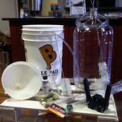 Deluxe Brewing Equipment Kit