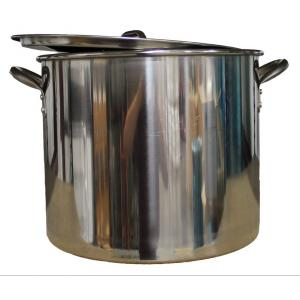 Brew Kettle - 5 Gallon (20 Qt) Stainless