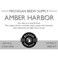 Amber Harbor Ale Extract Brewing Kit