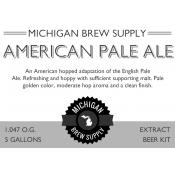 American Pale Ale Extract Brewing Kit