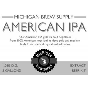 American IPA Extract Brewing Kit